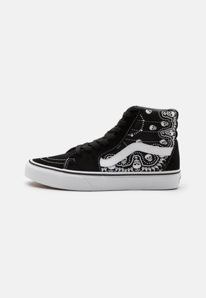 SK8-HI - High-top trainers - black/true white