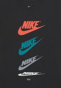 Nike Sportswear - FUTURA REPEAT - Print T-shirt - black - 2