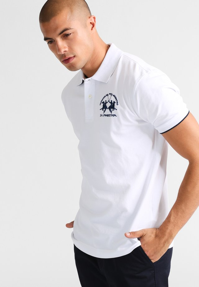 Poloshirt - optic white