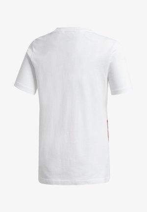 ARSENAL GRAPHIC T-SHIRT - Club wear - white