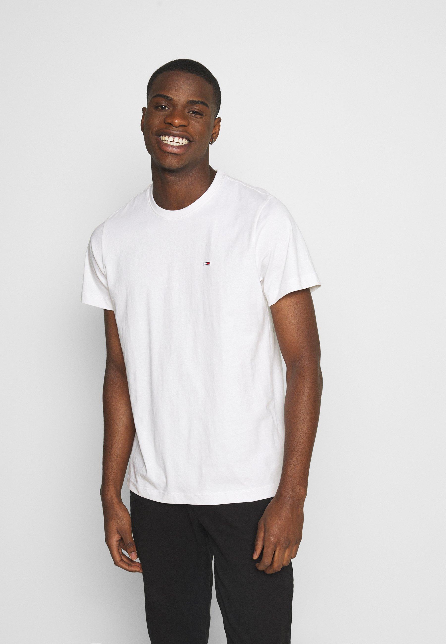 Homme TJM CLASSIC JERSEY C NECK - T-shirt basique