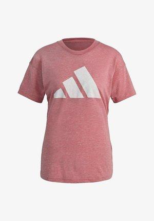 WIN 2.0 PRIMEGREEN - Camiseta estampada - pink