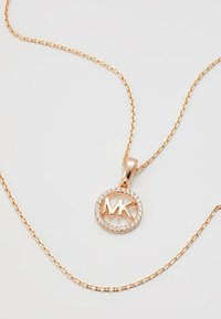 Michael Kors - PREMIUM - Necklace - roségold-coloured - 4