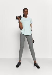 Under Armour - SPORT HI LO  - Basic T-shirt - seaglass blue - 1