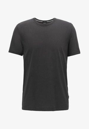 TIBURT  - T-shirt basique - black