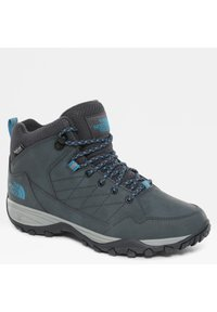 The North Face - Hiking shoes - ebony grey/griffin grey - 4