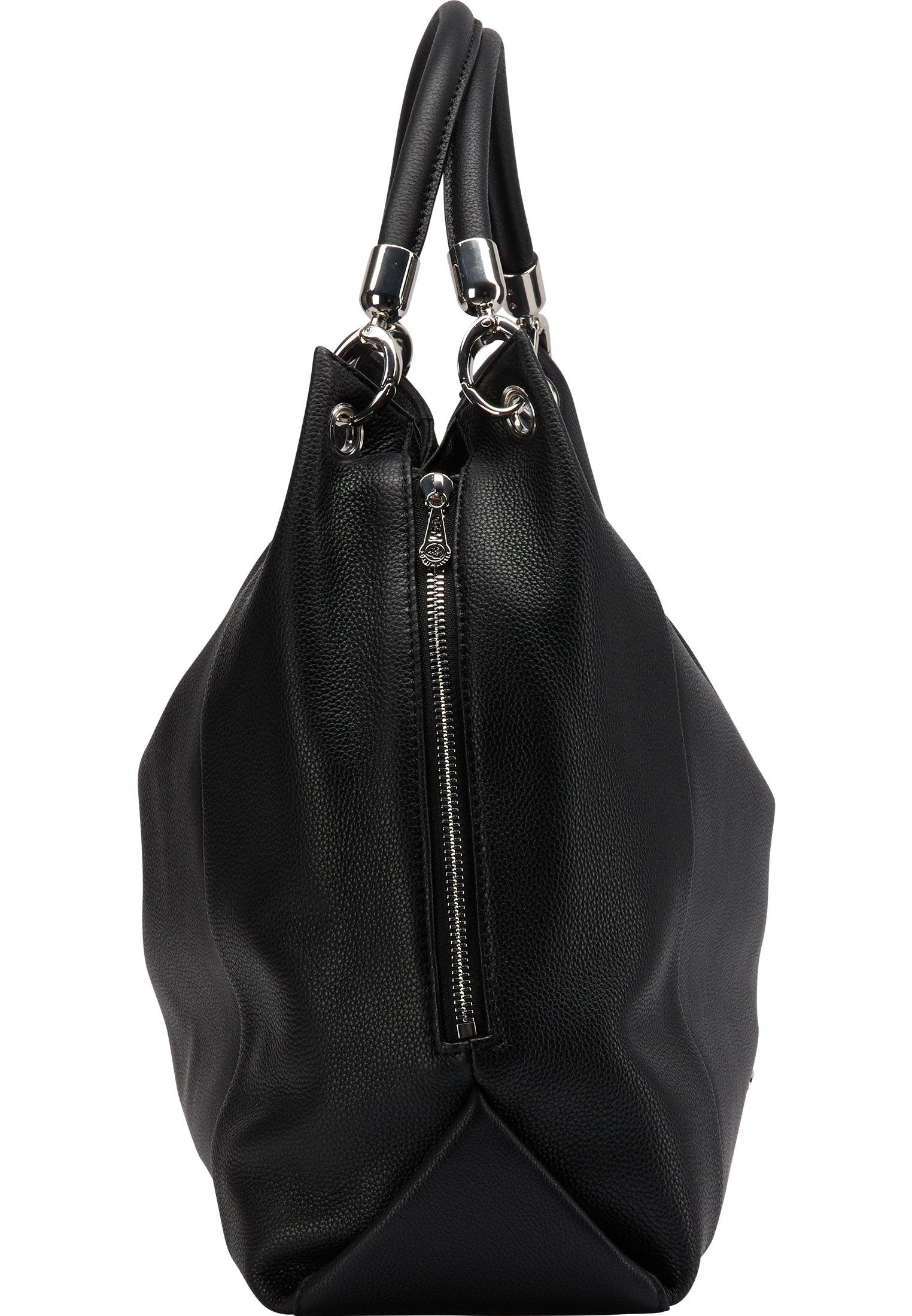 Dreimaster Shopping Bag - Schwarz