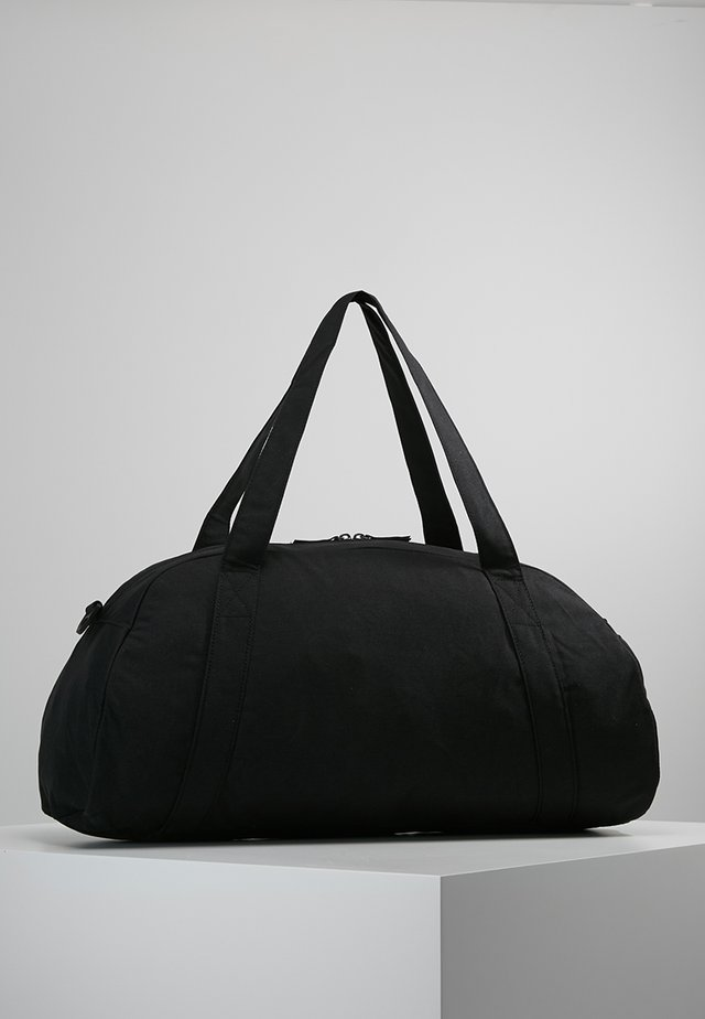 GYM CLUB - Sports bag - black/black/white