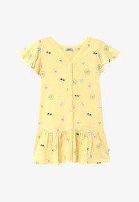 Ebbe - HENRIETTA - Žerzejové šaty - yellow - 2