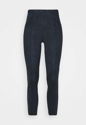 SKINNY PANTS - Leggings - Trousers - night navy