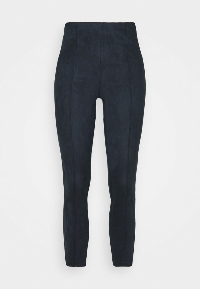 SKINNY PANTS - Legginsy - night navy