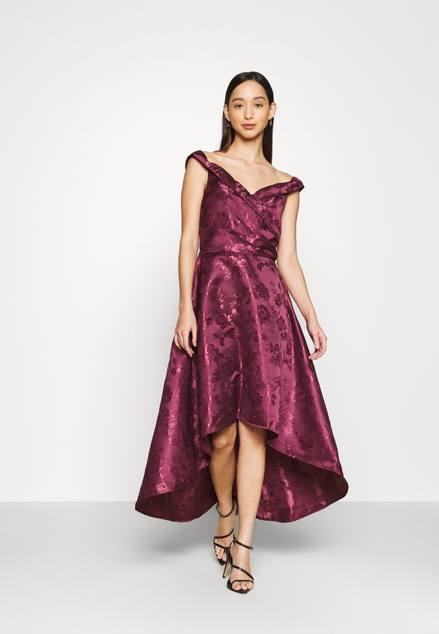 LIANA DRESS - Cocktail dress / Party dress - berry