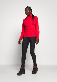 Peak Performance - HIT HALF ZIP - Windbreaker - vibrant red - 1