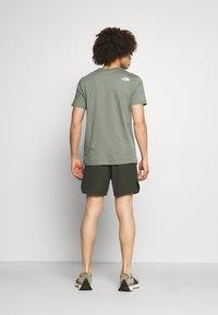 SQUATWOLF - WARRIOR SHORTS - Sports shorts - olive - 2
