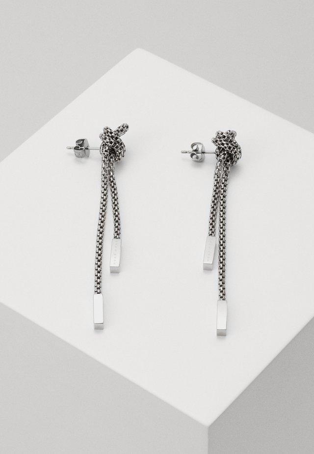 ROSETTE - Korvakorut - silver-coloured