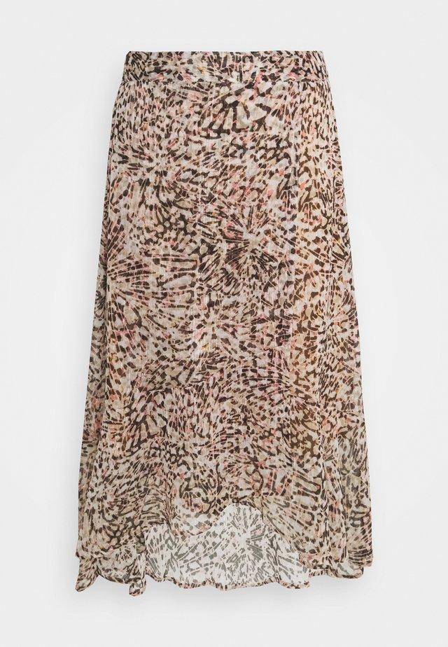 A-snit nederdel/ A-formede nederdele - dusk