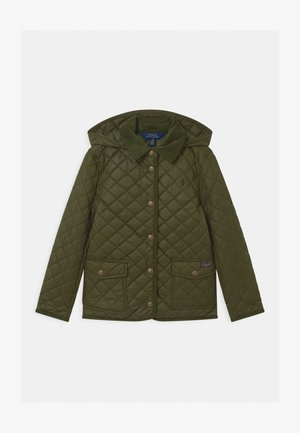 BARN OUTERWEAR - Winter jacket - spanish olive