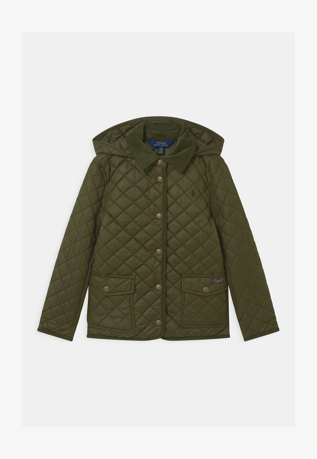 BARN OUTERWEAR - Winterjacke - spanish olive