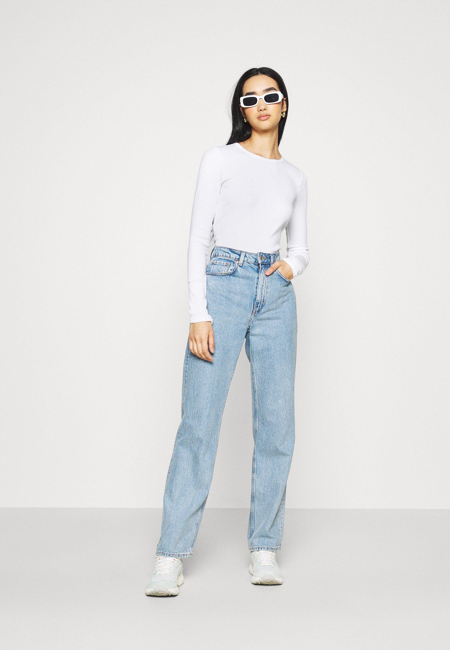 Women CREW BASIC 3 PACK - Long sleeved top