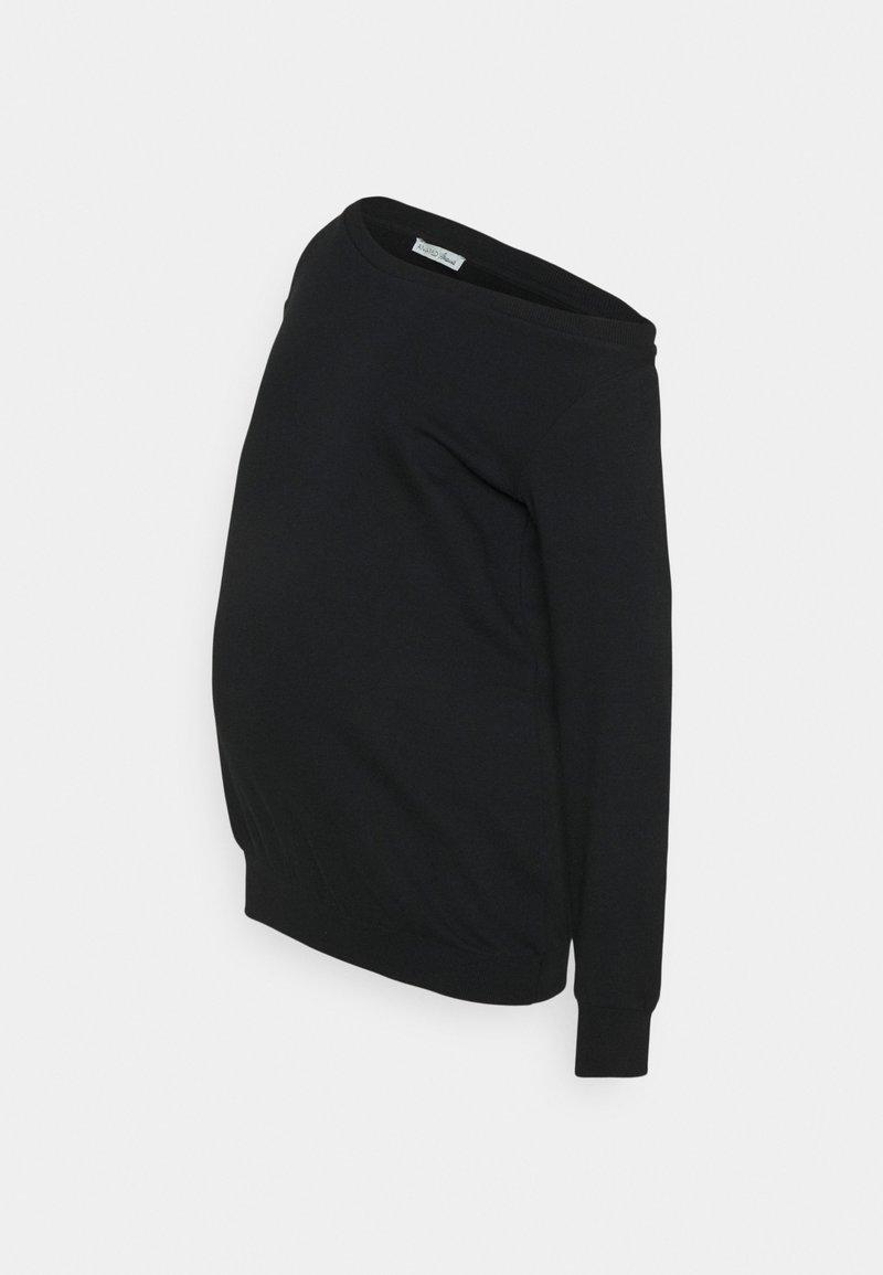 Anna Field MAMA - Sweatshirt - black