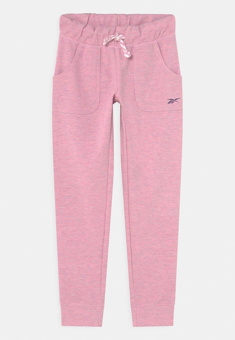 Reebok - Teplákové kalhoty - light pink