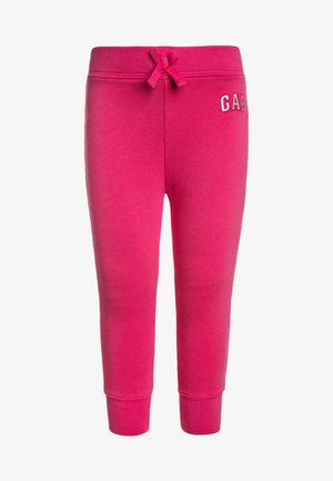 TODDLER GIRL LOGO  - Tracksuit bottoms - shot of love