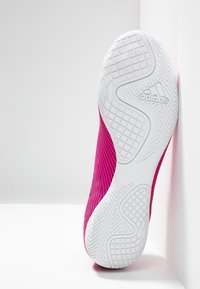 adidas Performance - NEMEZIZ 19.4 IN - Indoor football boots - shock pink/core black - 4