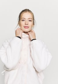 Free People - HIT THE SLOPES JACKET - Fleece jacket - ivory - 3