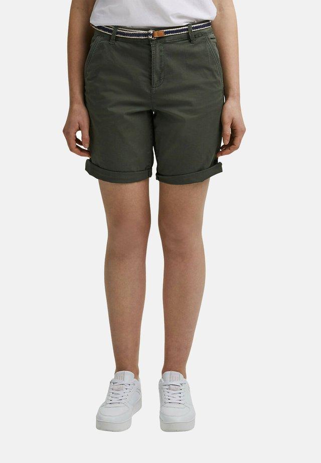 Shortsit - khaki green