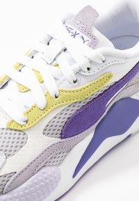 Puma - Trainers - white/purple corallites - 6