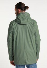 Schmuddelwedda - Waterproof jacket - green - 2
