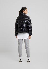 Napapijri - ART SHINY - Winter jacket - black - 2