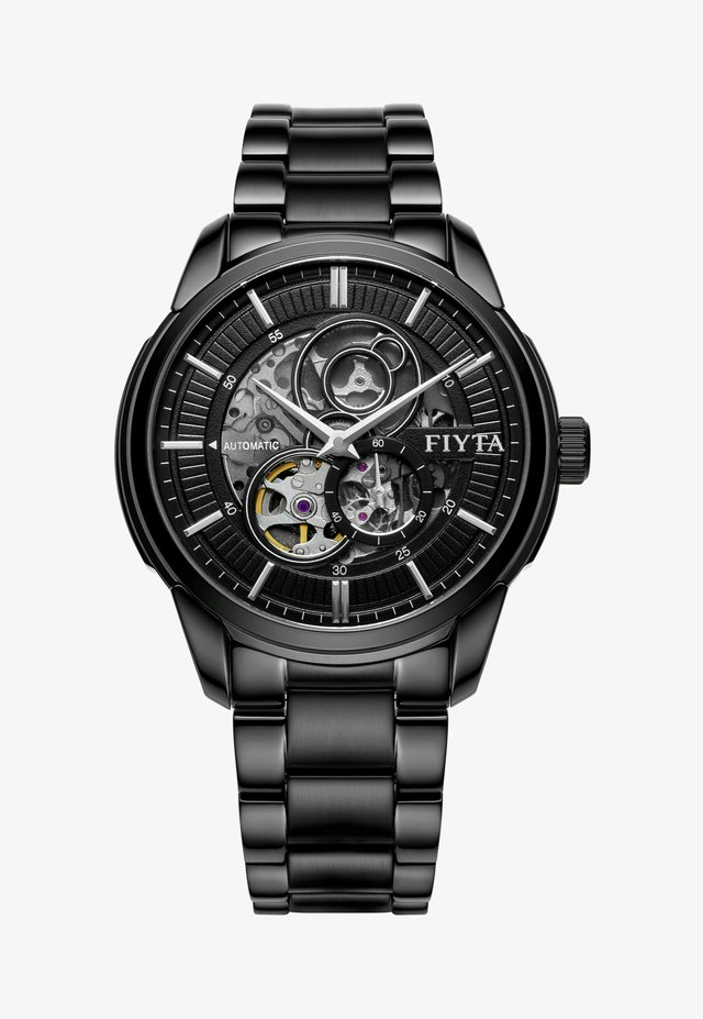 CLASSIC AUTOMATIKUHR - Chronograph watch - schwarz
