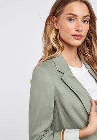 Next - Short coat - green - 2