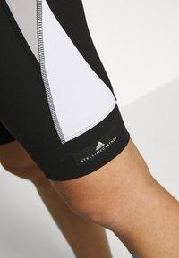 adidas by Stella McCartney - RUN  - Tights - black/grey/white - 6