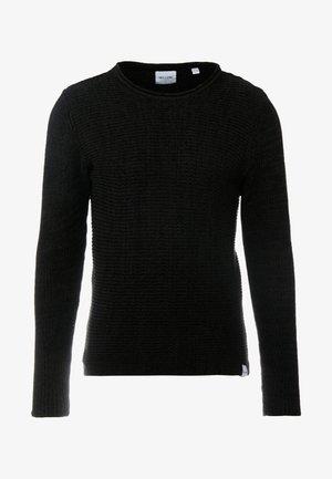 ONSSATO  - Pullover - black melange