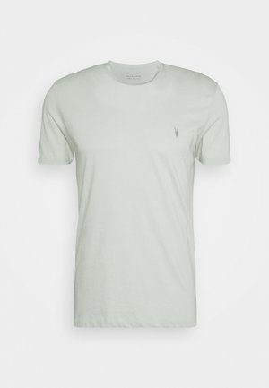 TONIC CREW - Basic T-shirt - willow green