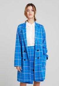 Taifun - Short coat - cobalt blue - 0