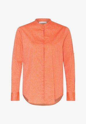 BEFELIZE - Button-down blouse - orange