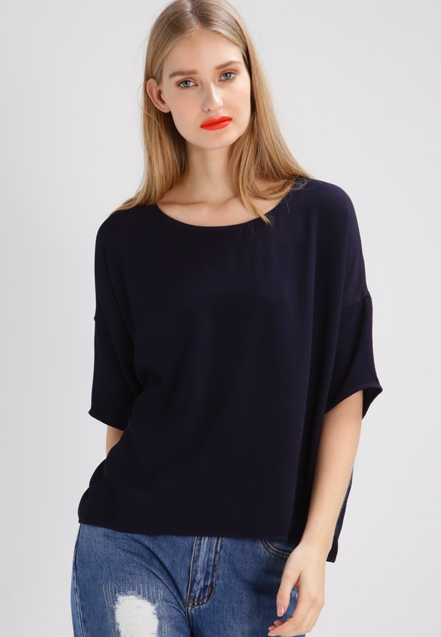 MAINS TEE  - Blouse - total eclipse