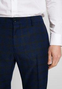 Ben Sherman Tailoring - CHECK SUIT - Suit - blue - 8