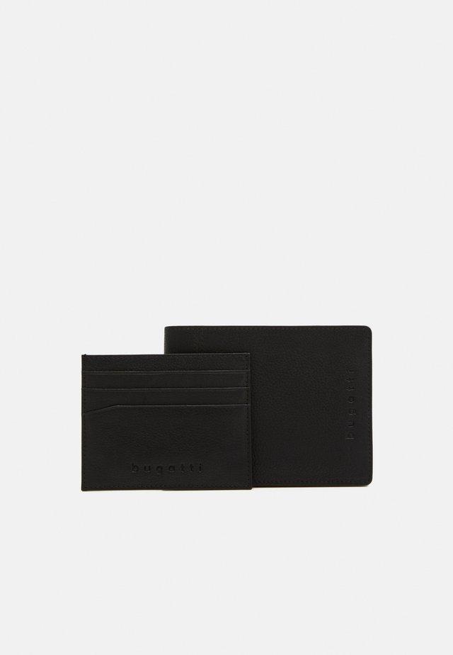 WALLET CARD HOLDER SET - Punge - black