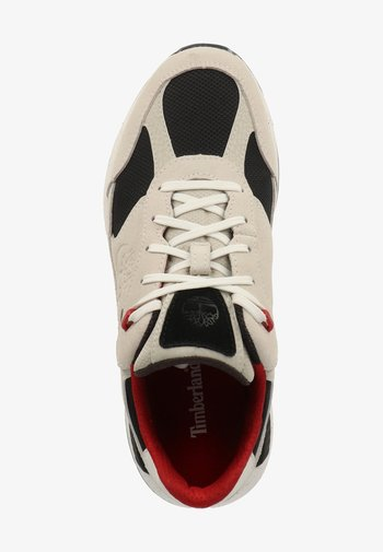 TIMBERLAND SNEAKER - Trainers - chalk 1261
