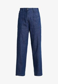 G-Star - ARMY WIDE LEG - Flared jeans - medium aged - 3