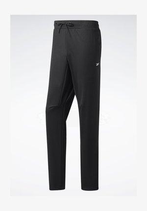 WORKOUT READY PANTS - Pantalon de survêtement - black