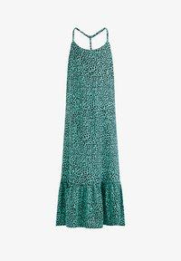 WE Fashion - LUIPAARDDESSIN - Vestido informal - mint green - 3