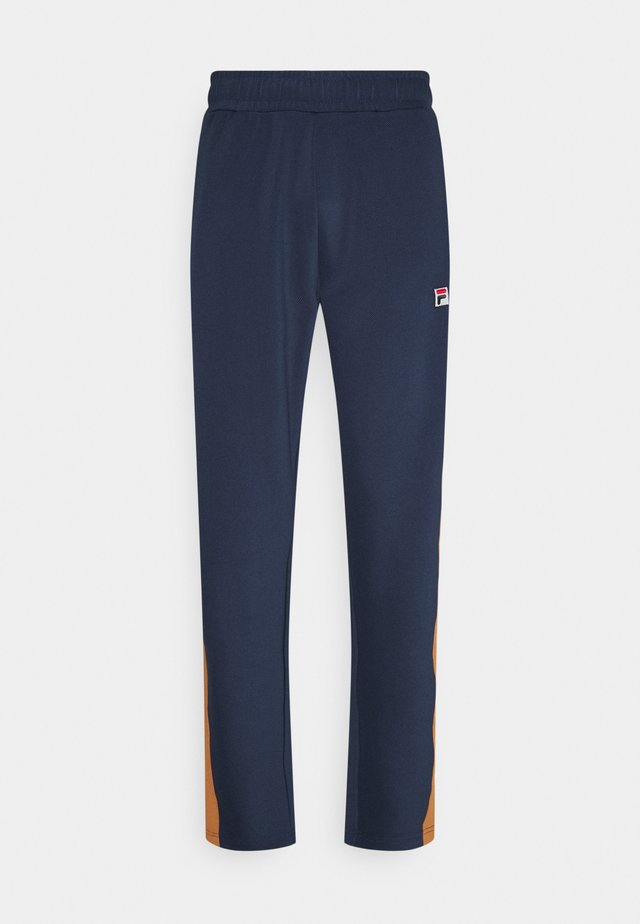 HAVERD TRACK PANTS - Trainingsbroek - black iris/hazel