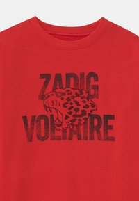 Zadig & Voltaire - Day dress - bright red - 2