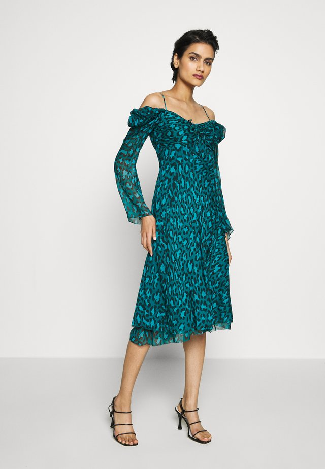 LILITH - Day dress - green