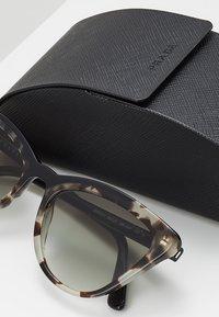Prada - Sunglasses - brown/black - 2
